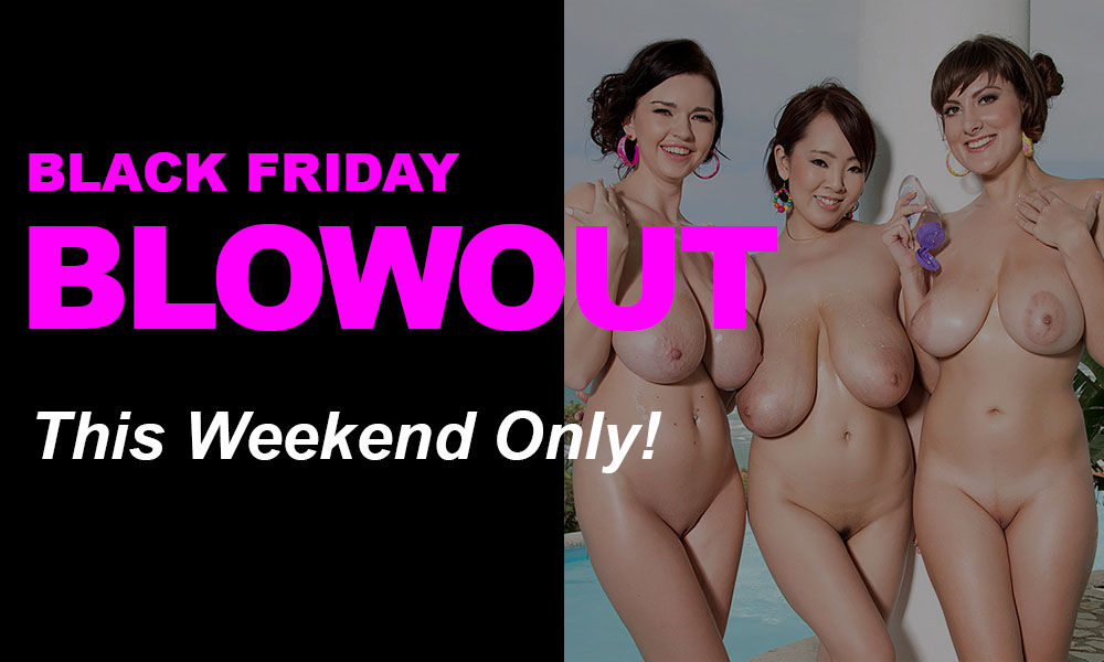 Black Friday blowout sales